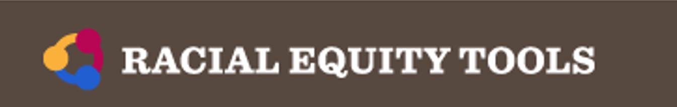 Building Movement Project » Blog Archive » Racial Equity Tools