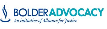 Bolder Advocacy Bolder Advocacy